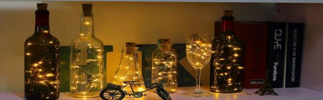 LED WINE BOTTLE LIGHTS